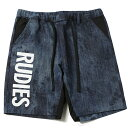 (ルーディーズ) RUDIE'S PHAT SHORTS (SS:PANTS)(85208-IN) ボトムス ショートパンツ 国内正規品