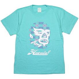 (ハオミン) HAOMING ICON MASK TEE (SS:TEE)(1901-80-MI) Tシャツ 半袖 カットソー 国内正規品
