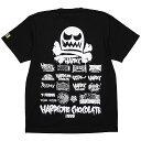 (ハードコアチョコレート) HARDCORE CHOCOLATE スペシャルロゴミックスTシャツ (SS:TEE)(T-1028-BK) Tシャツ 半袖 カットソー HARDCC …