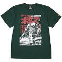 (ハードコアチョコレート) HARDCORE CHOCOLATE 装甲騎兵ボトムズ (ギルガメス・アイビーグリーン)(SS:TEE)(T-1390-GE) Tシャツ 半袖 カ…