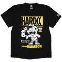 (ハードコアチョコレート) HARDCORE CHOCOLATE 天才バカボン (コニャニャチハブラック)(SS:TEE)(T-1472-BK) Tシャツ 半袖 カットソー …
