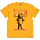 (ハードコアチョコレート) HARDCORE CHOCOLATE 快獣ブースカ -復刻版- (バラサバラサゴールド)(SS:TEE)(T-876EM-R-GO) Tシャツ 半袖 カ…