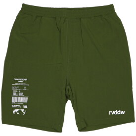 (リバーサル) REVERSAL 4WAY NYLON EASY SHORTS (SS:PANTS)(rv20aw501-OL) ボトムス ショートパンツ ナイロン セットアップ可能 国内正規品