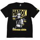 (ハードコアチョコレート) HARDCORE CHOCOLATE 仮面ライダー ショッカーライダー (ブラック)(SS:TEE)(T-1600EM-BK) Tシャツ 半袖 カッ…