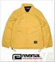 (リバーサル) REVERSAL BOA COACH JACKET (JACKET)(rv18aw004-MS) ジャケット ボアコーチジャケット ナイロン 国内正規品