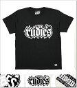 (ルーディーズ) RUDIE'S SPARK TEE (SS:TEE)(83395-BK) Tシャツ 半袖 カットソー 国内正規品