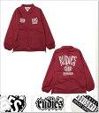 (ルーディーズ) RUDIE'S DRAWING COACH JKT (JACKET)(84492-BU) ジャケット コーチジャケット ナイロン 国内正規品