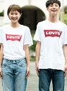 【Levi's公式】 バットウィングTシャツ/メンズ