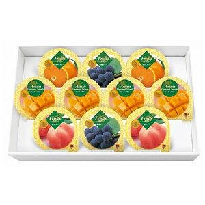金澤兼六製菓 マンゴープリン&フルーツゼリー10個ギフト MF-10夏の特選ギフト お中元 プレゼント お返し