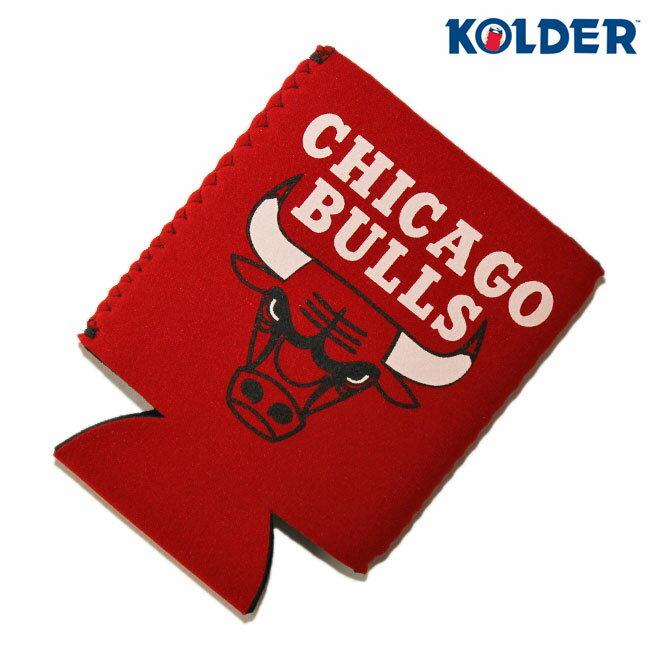 KOLDER コルダー クージー [ 缶 クーラー 保温保冷 メンズ レディース NBA CHICAGO BULLS シカゴ ブルズ ] [ rd ]