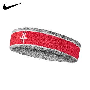 ナイキ ヘッドバンド ヘアバンド 帽子 メンズ レディース NIKE NBA ヒューストン ロケッツ フリーサイズ [ rd ]
