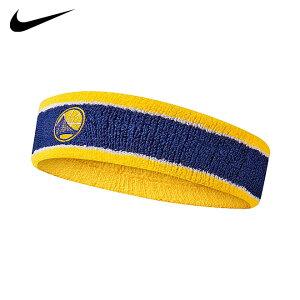 ナイキ ヘッドバンド ヘアバンド 帽子 メンズ レディース NIKE NBA ゴールデンステート ウォリアーズ フリーサイズ [ bl ]