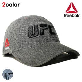 リーボック ユーエフシー コラボ スナップバックキャップ 帽子 メンズ レディース Reebok UFC フリーサイズ [ gy lbe ]