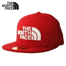 ニューエラ ザ ノースフェイス コラボ ベースボールキャップ 帽子 NEW ERA THE NORTH FACE 59fifty メンズ レディース 7 1/4-7 1/2 [ rd ]
