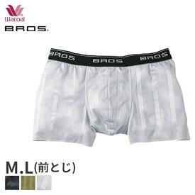 【B】18%OFF メンズワコール ブロス スキニーボクサー 前閉じ ローライズ フィットパンツ(M・Lサイズ)GT3202 [m_b]