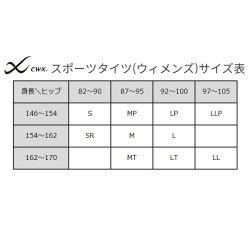 【A】27%OFFワコールCW-X女性用ジェネレーターモデル[レボリューションタイプ]ロング丈スポーツタイツ(S・M・Lサイズ)HZY359[m_a]
