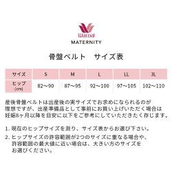 27%OFFワコールマタニティ産前産後兼用骨盤ベルト(SMLサイズ)MGY690[p__]