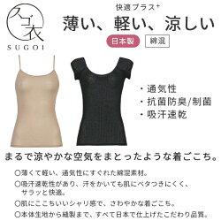【B】20%OFFワコールスゴ衣快適プラス薄い、軽い、涼しい3分丈インナーボトム(M・Lサイズ)HLD290[m_b]