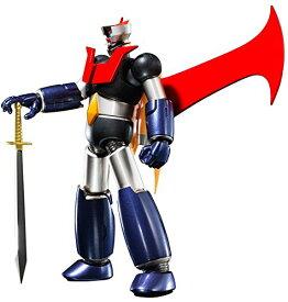 【中古】スーパーロボット超合金 マジンガーZ マジンガーZ ~鉄(くろがね)仕上げ~ 約135mm ABS&PVC&ダイキャスト製 塗装済み可動フィギュア