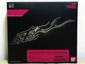 【中古】未開封品TANASHII NATION 2008 LIMITED EDITION 超合金魂 GX-01R+ マジンガーZ 超合金魂10周年記念ver.