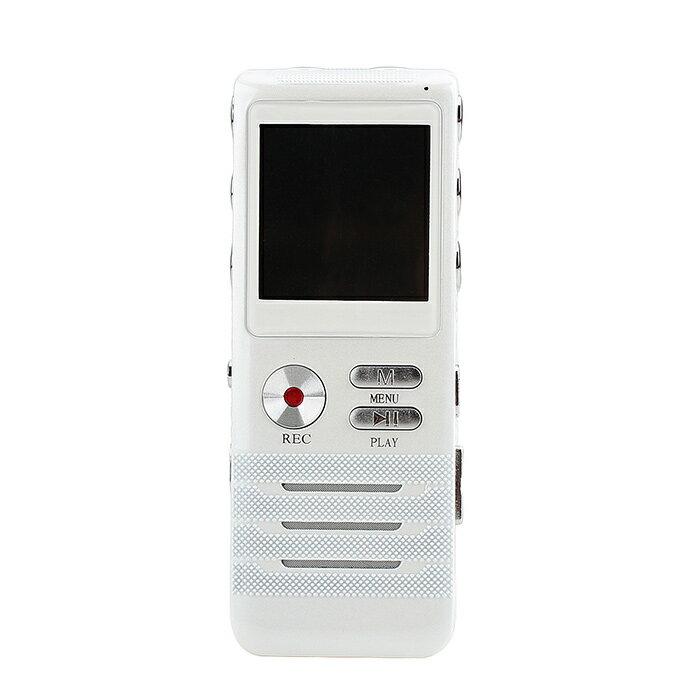 ICレコーダー ボイスレコーダー 8GB 小型 録音機 MP3プレイヤー 音楽再生 音声録音 会議 プレゼンテーション 取材 ビジネス 証拠 ◇FAM-AD-BR991【定形外郵便】