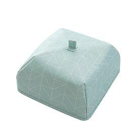 食卓 フードカバー 洗える ポットカバー 使いやすい 折りたたみ式 コンパクト 簡単収納 保温 保冷 北欧 インテリア 雑貨 ◇FAM-PD001-L【定形外郵便】