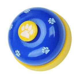 コールベル ペット用 呼び鈴 カウンターベル ペットトレーニング 訓練 しつけ 犬 猫 おもちゃ ◇FAM-CW-3316【定形外郵便】
