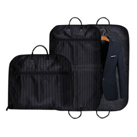 be8306eaad ガーメントケース スーツ用 収納バッグ 収納カバー 型崩れ防止 ビジネス 撥水加工 吊り