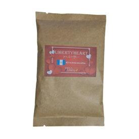 LIBERTYHEART コーヒー豆 100グラム【粉】(コーヒーメーカー/ドリップ向き中細挽き)