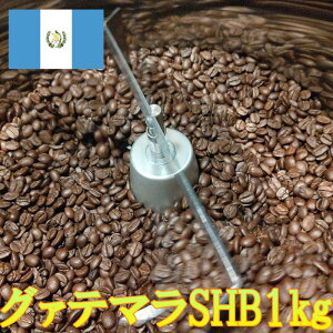 \送料無料/【グァテマラSHB1キログラム 豆または粉】コーヒー豆 送料無料 1kg 業務用 コーヒー 珈琲 珈琲豆