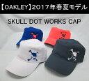 オークリー ゴルフ スカル キャップ【OAKLEY】SKULL DOT WORK CAPカラー:WHITE(100)カラー:GRAPHITE(00N)カラー:F...