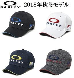 オークリー ゴルフ メンズ キャップ【OAKLEY】BG EMB CAPカラー:BLACKOUT(02E)カラー:WHITE(100)カラー:FATHOM(6AC)カラー:ATHLETIC HEATHER GRAY(24G)912041