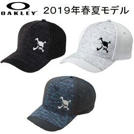 オークリー ゴルフ メンズ スカル キャップ【OAKLEY】SKULL HYBRID CAP 13.0カラー:BLACKOUT(02E)カラー:WHITE(100)カラー:AQUA GREEN(78K)912153JPラッキーシール対応