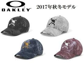 オークリー ゴルフ スカル キャップ【OAKLEY】SKULL GRAPHIC PK CAPカラー:BLACK PRINT(00G)カラー:WHITE PRINT(186)カラー:BLUE PRINT(62K)カラー:BERRY PRINT(81J)911896JP