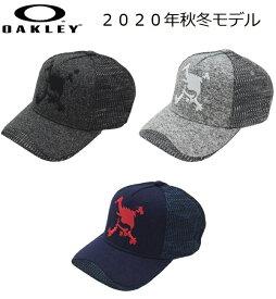 オークリー ゴルフ メンズ スカル キャップ【OAKLEY】SKULL HEATHER CAP 14.0 FWカラー:BLACKOUT(02E)カラー:GRAY SLATE(22P)カラー:PEACOAT(67Z)FOS900440