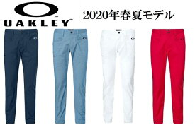 オークリー ゴルフ メンズ スカル パンツ 【OAKLEY】SKULL FREQUENT TAPEREDカラー:BLACKOUT(02E)カラー:WHITE(100)カラー:GRAPHITE(00N)カラー:PEACOAT(67Z)カラー:RED LIGHT(420)FOA400780
