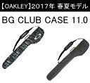 オークリー ゴルフ クラブ ケース【OAKLEY】BG CLUB CASE 11.0カラー:BLACK PRINT(00G)カラー:BLACK HEATHER(...
