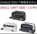 オークリー ゴルフ スカル カート サイド ポーチ【OAKLEY】SKULL CART SIDE 11.0 FWカラー:BLACKOUT(02E)カラー:WHI...