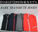 オークリー ゴルフ ウェア アウター【OAKLEY】BARK TRANSMUTE HOODYカラー:JET BLACK(01K)カラー:NAVY BLUE(60...