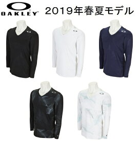 オークリー ゴルフ ウェア メンズ アンダーウェア 【OAKLEY】TECHNICAL UNDER V NECK 9.0カラー:BLACKOUT(02E)カラー:WHITE(100)カラー:PEACOAT(67Z)カラー:BLACK PRINT(00G)カラー:WHITE PRINT(186)434386JP