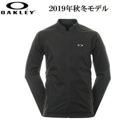オークリー ゴルフ ウェア メンズ ジャケット【OAKLEY】ENGINEERED SOFTSHELLカラー:DULL ONYX(27C)412771US/EUモデルラッキーシール対応