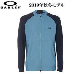 オークリー ゴルフ ウェア メンズ セーター【OAKLEY】SEAMLESS HYBRID SWEATERカラー:ALIEN BLUE(68L)461752US/EUモデル