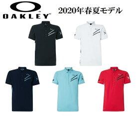 オークリー ゴルフ ウェア メンズ スカル シャツ【OAKLEY】SKULL OVERLOUD GRAPHIC SHIRTSカラー:BLACKOUT(02E)カラー:WHITE(100)カラー:PEACOAT(67Z)カラー:POWDER BLUE(640)カラー:RED LIGHT(420)FOA400800