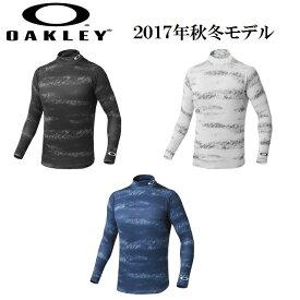 オークリー ゴルフ ウェア アンダー モック【OAKLEY】TECHNICAL GRAPHIC AB UNDER MOCK 7.3カラー:BLACK PRINT(00G)カラー:WHITE PRINT(186)カラー:BLUE STORM PRINT(66V)434075JP