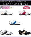 【FootJoy】LOPRO SPORT Boa ロープロ スポーツ ボアカラー:ホワイト/シルバー/ゴールド(97069)カラー:ホワイト/ベ…