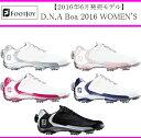 【FootJoy】D.N.A Boa 2016 WOMEN'S ディー・エヌ・エーボア ウィメンズカラー:ホワイト/シルバー(94825)カラー:ホワイト/ロー...