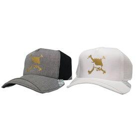 オークリー ゴルフ スカル クラウン キャップ【OAKLEY】SKULL CROWN SLANT CAPカラー:BLACKOUT (02E)カラー:WHITE(100)911809JP