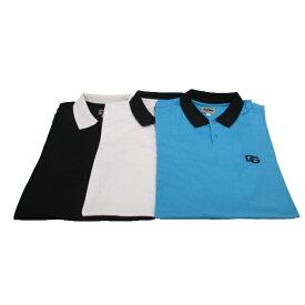 ダイワ ゴルフ ウェア ポロ シャツ【DAIWA GOLF】ポロシャツカラー:ブラックカラー:ホワイトカラー:ブルー