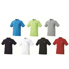 【FootJoy】チェストロゴシャツカラー:サファイアブルー(22645)カラー:グリーンアップル(22646)カラー:ヘザーグレー(22647)カラー:ネイビー(22648)カラー:ホワイト(22649)カラー:ブラック(22650)カラー:レッド(22651)FJ-S17-S02