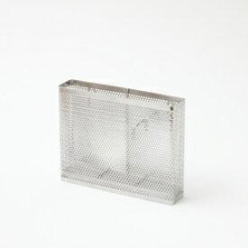 大木製作所 ステンレスメッシュボックス ワイド 00123-0